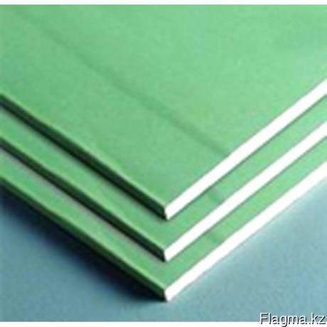 Продам Гипсокартон потолочный влагостойкий 9,5 мм