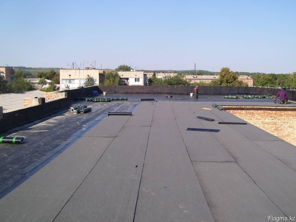 Ремонт крыш в Астане
