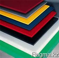 Полиуретан пластина толщ. 5 мм (500х500 мм, ~1,5 кг)