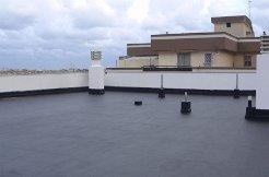 Ремонт и гидроизоляция кровли, фундаментов, полов паркингов, бассейнов жидкой резиной от 4250 тенге/м2