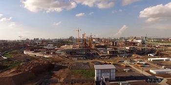 На 29 объектах в Астане приостановлено строительство